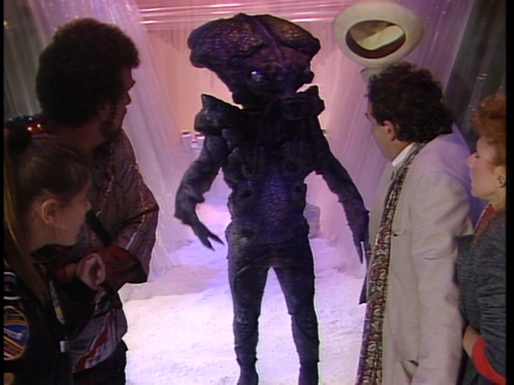 Dr Who - Dragonfire