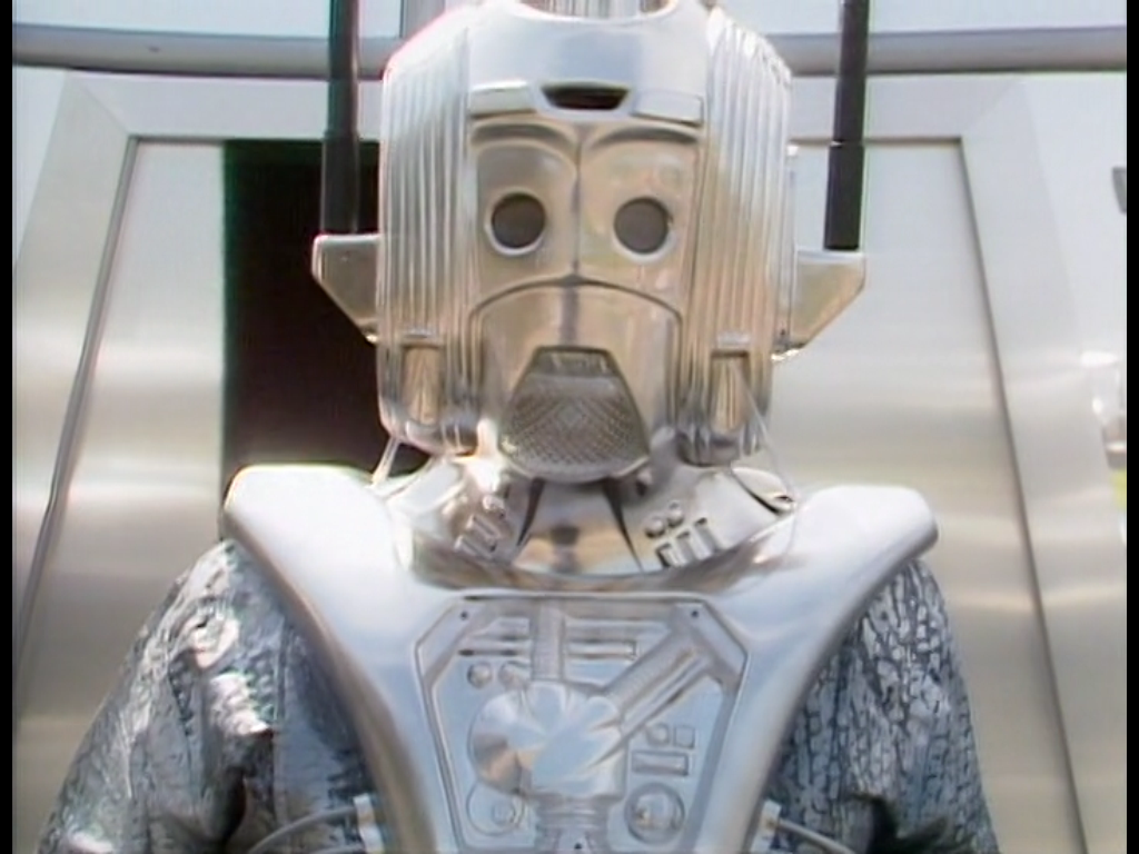 Dr Who - Silver Nemesis