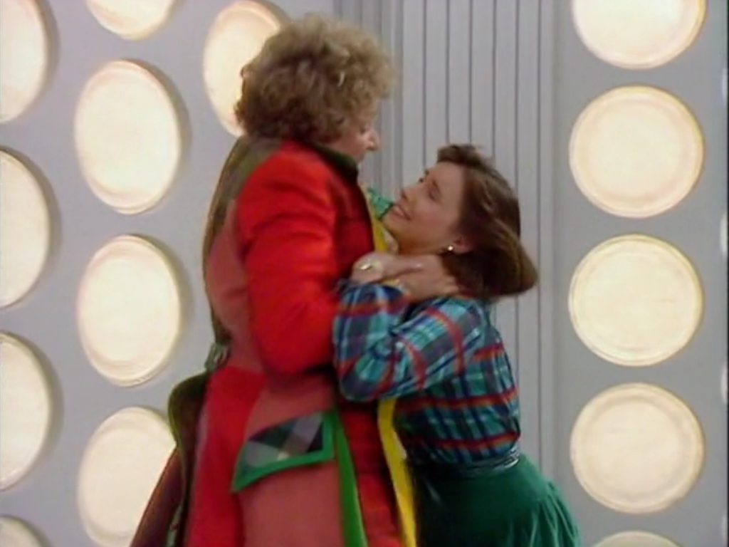50 Years of Doctor Who: Colin Baker | Greg McElhatton